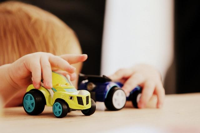八千代市の子育て支援センターのイメージ画像